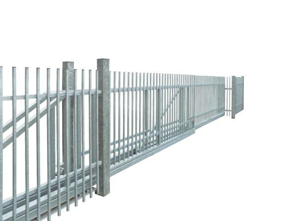 Modern automatic gates