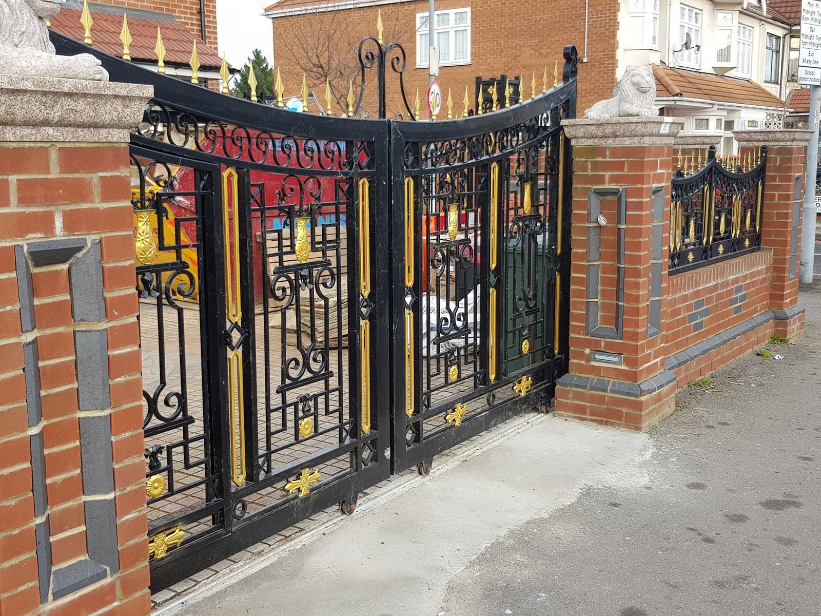 custom+gates+natim+uk
